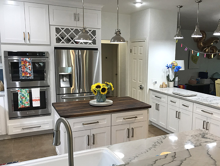 Kitchen Amp Bathroom Cabinets Granite Countertops San